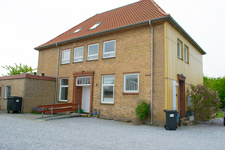 Gravenstein Hus